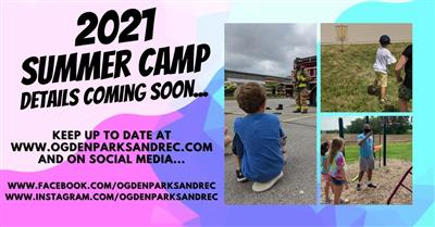 Youth Summer Camp 2021 -Coming Soon